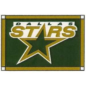 Bush NHL STARS S Officially Licensed ft. NHL Dallas Stars ft. Rug  1