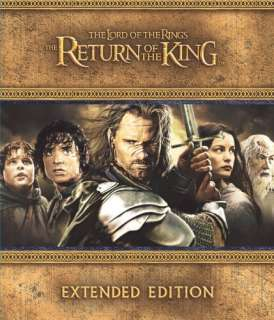 Lord of the Rings The Return of the King (Extended