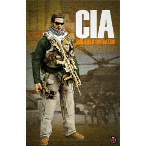 1/6 Scale Soldier Story CIA SOG Field Operator Everything
