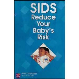 SIDS Reduce Your Babys Risk [VHS Video and SIDS Risk