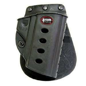 E2 Evolution Roto Paddle Holster, Rubberized Paddle/ Fits Hi Point 45