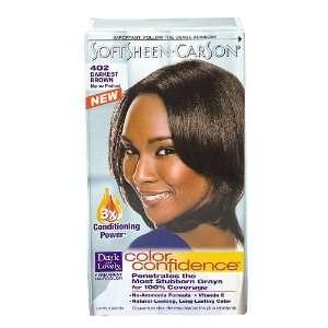 Dark & Lovely Color Confidence Hair Color # 400: Beauty