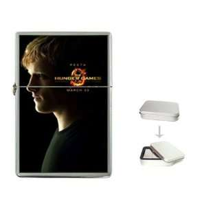Peeta The Hunger Games Collection Flip Top Lighter Movie High Quality
