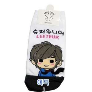 Super Junior Socks Leeteuk