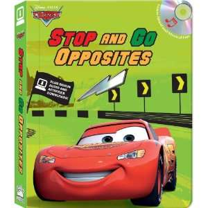 Disney/Pixar Cars Stop and Go Opposites (with easy to