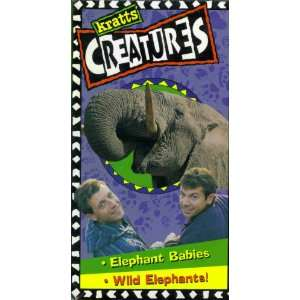Kratts Creatures: Elephants and Elephant Babies: Chris