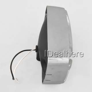 Chrome 55W H3 Halogen Off Road Fog Light  NEW(GH 1029)