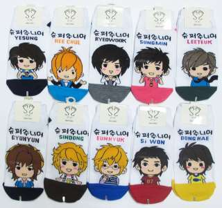 SHINee Super Junior BEAST BIGBANG CNBlue 2PM SNSD 2NE1 KARA Socks SUJU
