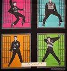 Elvis Presley King Rock N Roll Jailhouse Rock