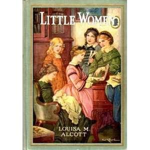 Little Women Louisa M. ALCOTT Books
