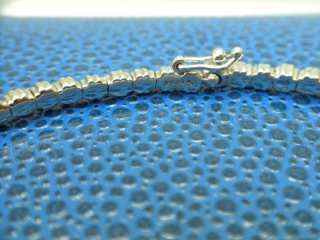 SONIA BITTON 14K White Gold Diamond 0.70ct Bangle Bracelet