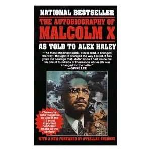: Ballantine Books: Alex Haley,Attallah Shabazz Malcolm X: Books