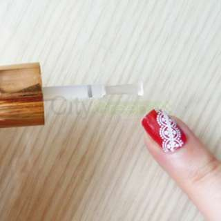 Sheets Lace Style 2D Nail Art Stickers Decals #1