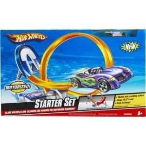 Hot Wheels Starter Set Track Set with Car Vehicle Toys