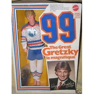 The Great Gretzky Le Magnifique: Toys & Games