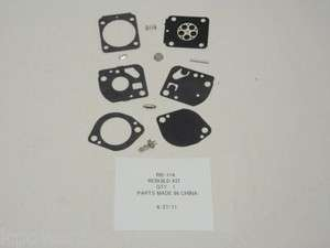 RB 114 Genuine Zama Carburetor Repair Kit for Stihl 4180 Trimmer