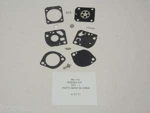 RB 114 Genuine Zama Carburetor Repair Kit for Stihl 4180 Trimmer