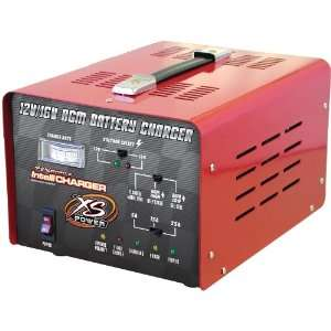 XS Power Battery 1005 25 AMP BATTERY CHARGER Automotive