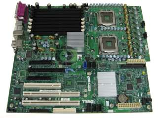 Dell Precision 490 Workstation Motherboard System Board DT031 Dual