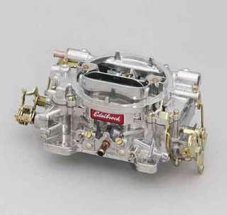 New Edelbrock 1407 750cfm Performer 4 barrel carburetor