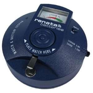 Interstate ALL Battery Z1b0002 Watch and Battery Analyzer