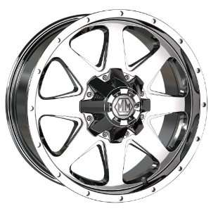 Tank (8040) (Chrome) Wheels/Rims 6x139.7/135 (8040 8937C) Automotive