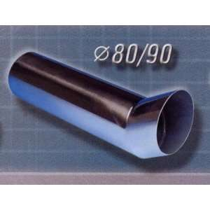 Ansa Sport TK8080 Exhaust Tip, Stainless Steel, DTM 11.75inch, 3in