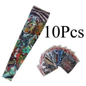 Free Shipping Pro 10pcs Body Tattoo Tattoo Sleeves: Health