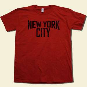 VINTAGE New York City t shirt ALL COLORS