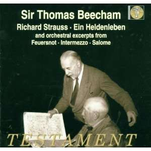 Dance of the Seventh Veils: Strauss, Beecham, Royal Phil Orch: Music