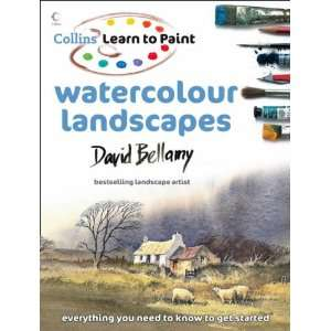 (Collins Learn to Paint) (9780007271795) David Bellamy Books