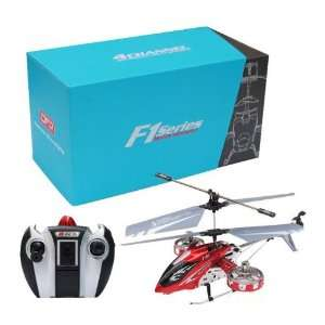 Avatar F103 Remote Control Helicopter red Toys & Games