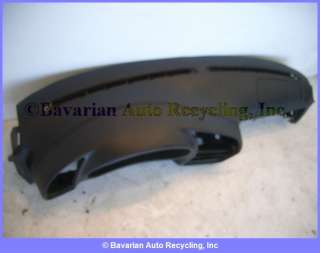 BMW Dash Pad BLACK E36 M3 CONVERTIBLE parts