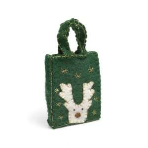 Design Felt Good Ornament Gift Card Bag [R Home & Kitchen