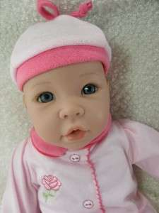 SWEET BABY DOLL FOR REBORN OR PLAY HTF SWEET FACE~LOOK~