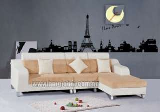 PARIS EIFFEL TOWER WALL DECAL Bring famous Paris landmarks to your