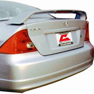 2001 ~ 2005 Honda Civic 2 door coupe Spoiler
