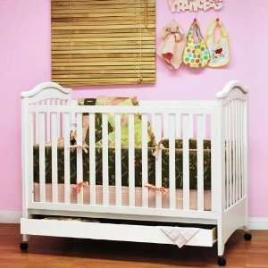 Classic Jeana Crib by AFG Baby Furniture: Home & Kitchen