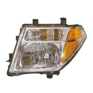 05 08 Nissan Frontier/Pathfinder Headlight Assembly RH