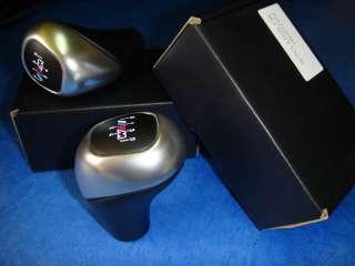 Real Leather Gear Shift Knob Bmw E30 E34 E36 E39 E46