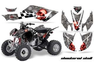 GRAPHIC STICKER DECO KIT HONDA TRX400 ATV QUAD TRX 400EX PARTS 08 12