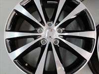 Four 2011 Chrysler 200 Factory 18 Wheels OEM Rims 1TL91TRMAA