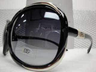 NEW 2012 TRENDY CLASSIC VINTAGE STYLE LADIES BLACK DG SUN GLASSES