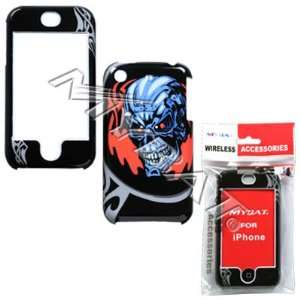 APPLE iPhone Metal Head Phone Protector Cover Everything