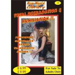 Fantastic transvestite novel from specialist publishing house: Books