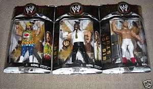 Wrestling Classic Superstars SERIES 2 WWF WWE Full set