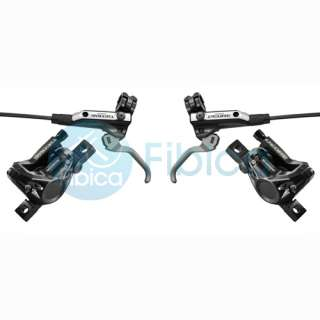 2012 Shimano Deore BR M596 Hydraulic Disc Brake Set