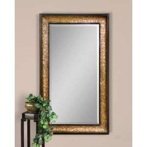 Extra Large XL Capiz Wall Mirror Beach Island Sea Shell