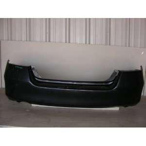 Honda Accord Sedan Rear Bumper Cover 4Cyl V6 06 07 Single