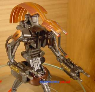 STAR WARS Destroyer Droid Droideka figure Loose New